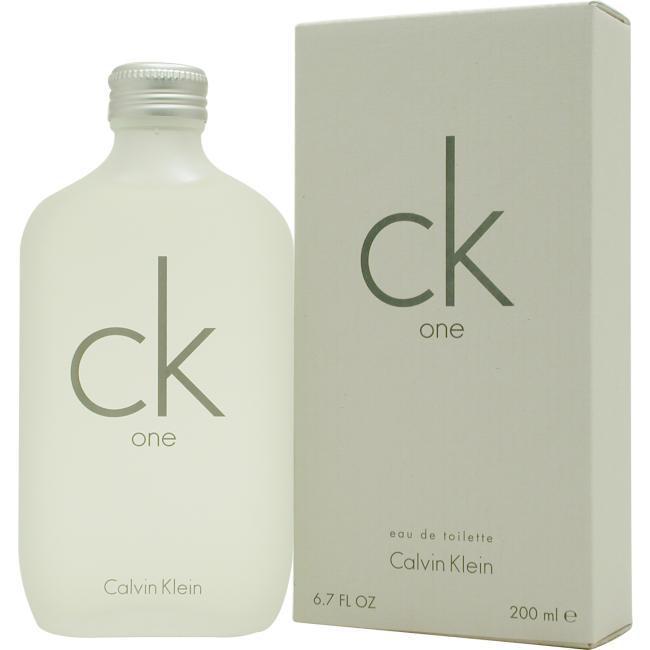 Calvin Klein Eau De Toilette Spray 6.7 Oz