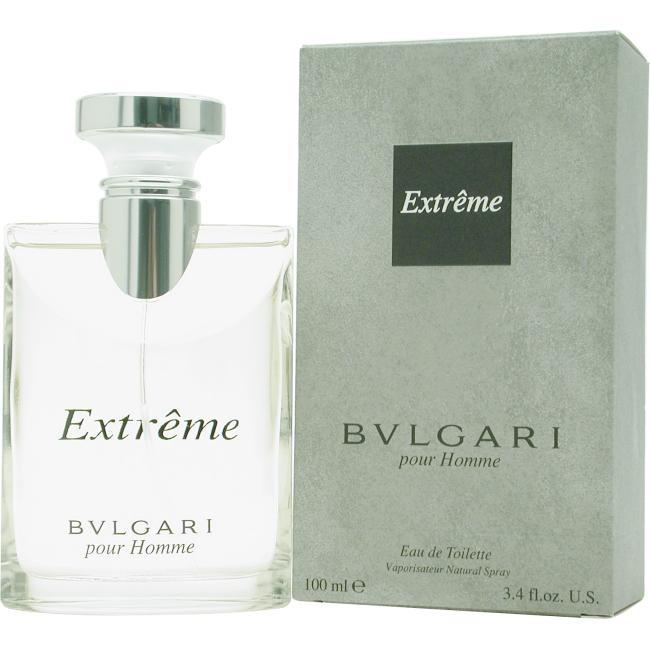 Bvlgari Bvlgari Extreme for Men - Eau De Toilette Spray 3.4 Oz