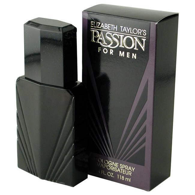 Elizabeth Taylor Passion by Elizabeth Taylor - Cologne Spray 4 Oz