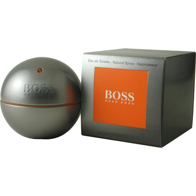 Hugo Boss Boss In Motion For Men by Hugo Boss - Eau De Toilette Spray 3 Oz