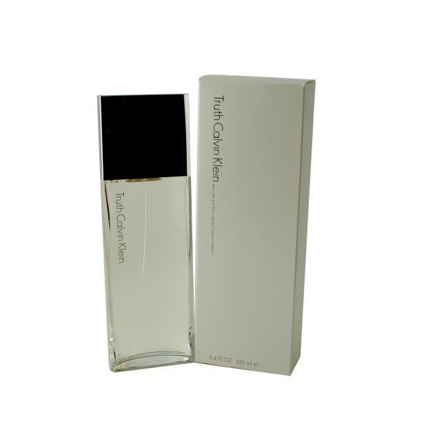 Calvin Klein Truth by Calvin Klein - Eau De Parfum Spray 3.4 Oz