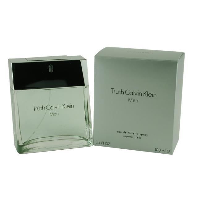 Calvin Klein Truth For Men - EDT Spray 3.4 Oz