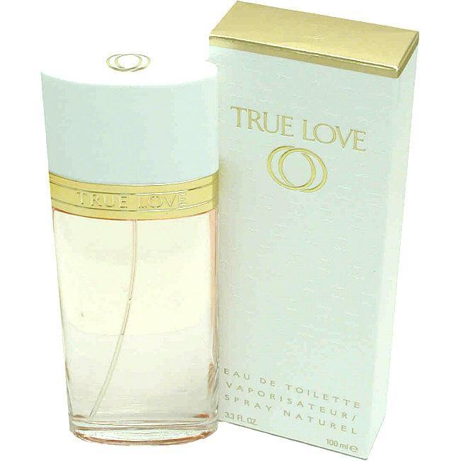 Elizabeth Arden True Love by Elizabeth Arden - Eau De Toilette Spray 3.3 Oz