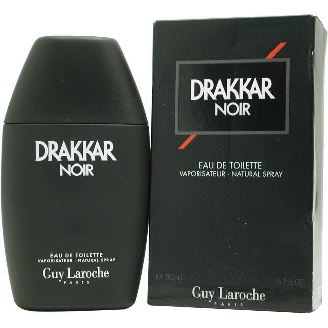 Guy Laroche Drakkar Noir by Guy Laroche - Eau De Toilette Spray 6.7 Oz
