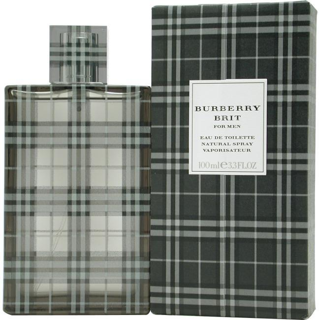 Burberry Burberry Brit for Men - Eau De Toilette Spray 3.4 Oz