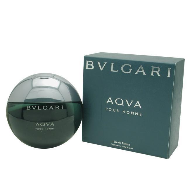 Bvlgari Bvlgari Aqua for Men - Eau De Toilette Spray 3.4 Oz