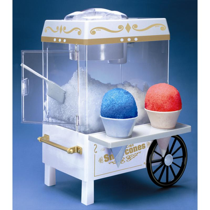 Nostalgia Electrics Old-Fashioned Carnival-Style Snow Cone Maker