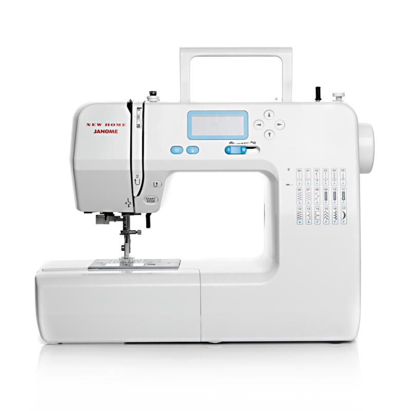 Janome Janome 49018 Electronic Sewing Machine with Fat Quarters and Value-Added Package Model