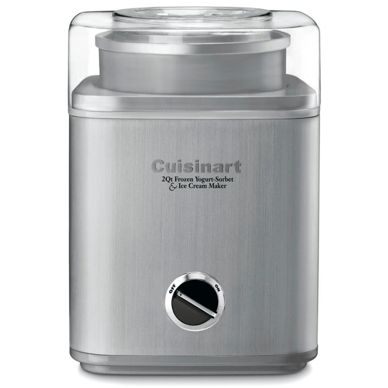 Cuisinart Cuisinart 2-Quart Yogurt, Sorbet and Ice Cream Maker