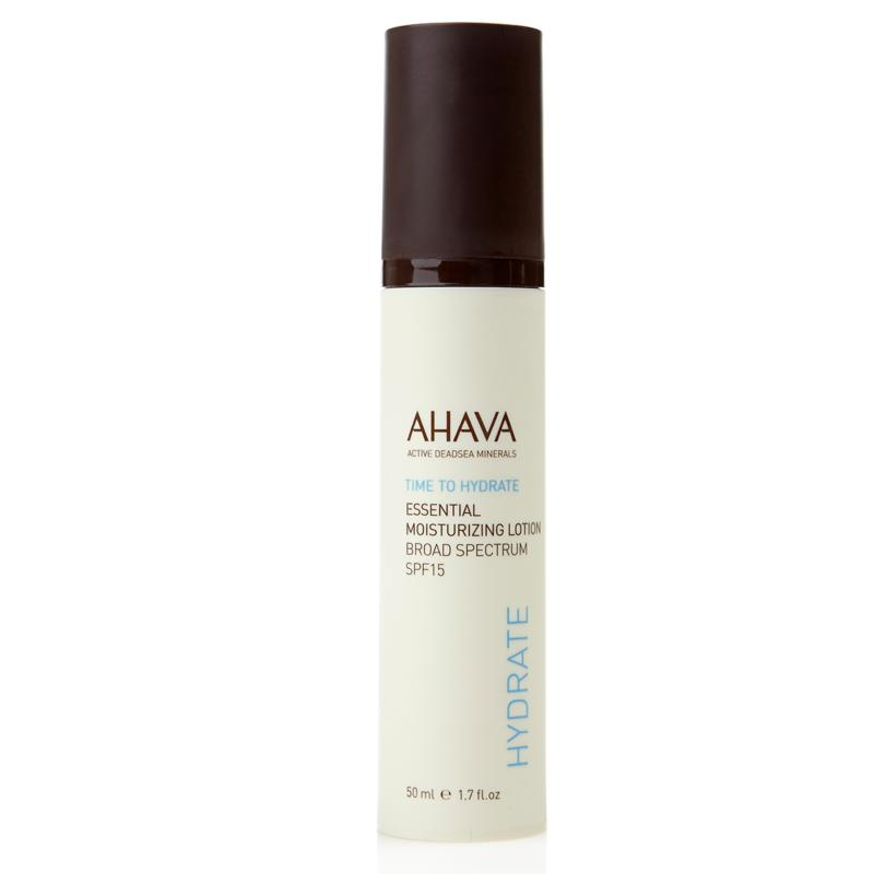 AHAVA AHAVA Time to Hydrate Lotion with Broad Spectrum SPF 15
