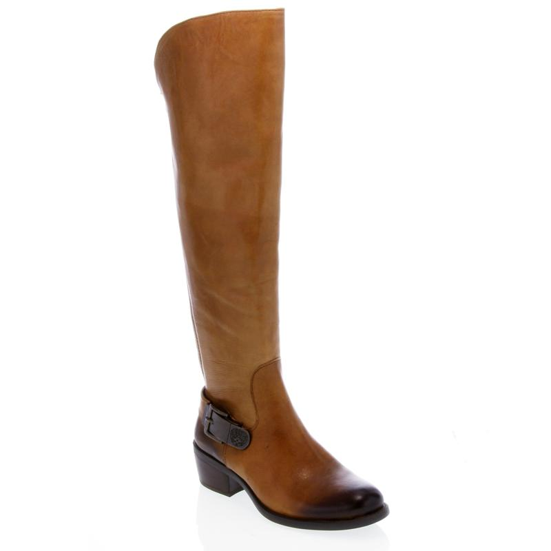"""""""Vince Camuto Vince Camuto """"""""Bedina"""""""" Tall Leather Boot - Regular Shaft"""""""
