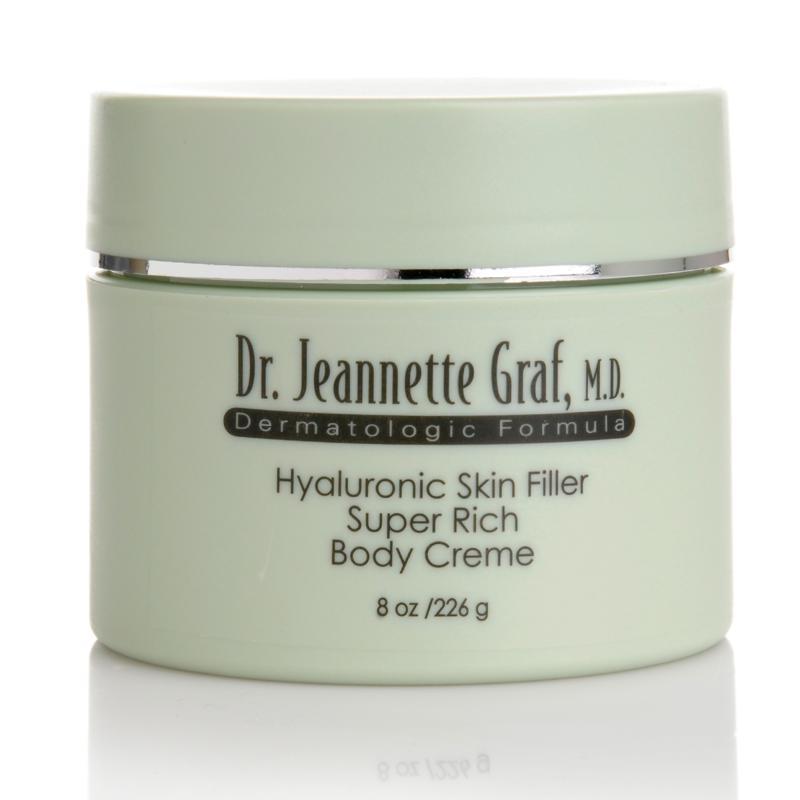 Dr. Jeannette Graf, M.D. Dr. Jeannette Graf, M.D. Hyaluronic Skin Filler Super Rich Body Creme - AutoShip