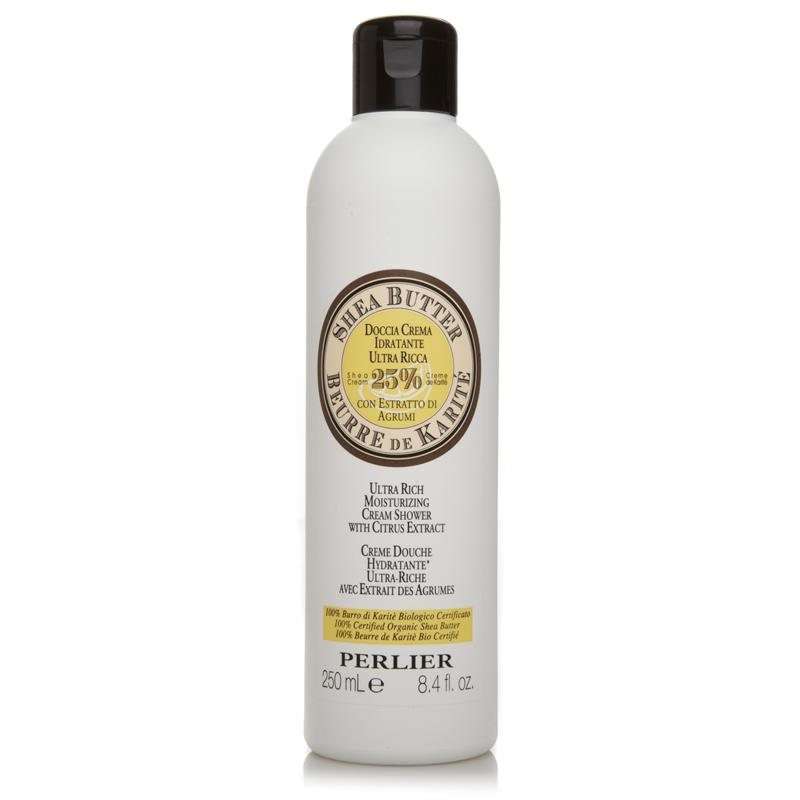Perlier Perlier Shea Butter Cream Shower with Citrus Extract