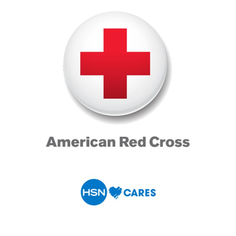 HSN American Red Cross $10 Donation