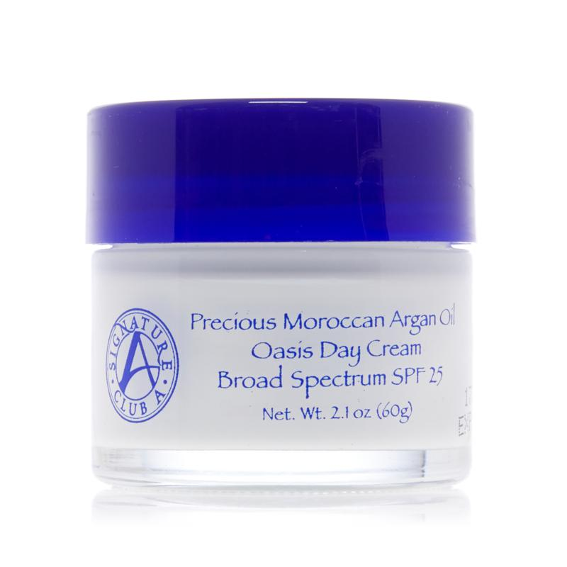 Signature Club A Signature Club A by Adrienne Precious Moroccan Argan Oil Oasis Day Cream Broad Spectrum SPF 25