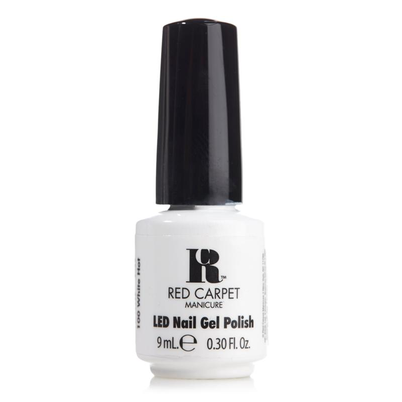 Red Carpet Manicure Red Carpet Manicure LED Gel Polish - White Hot