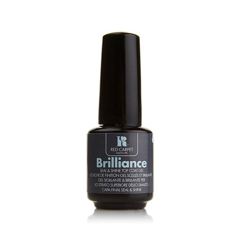 Red Carpet Manicure Red Carpet Manicure Brilliance Seal and Shine Top Coat Nail Gel