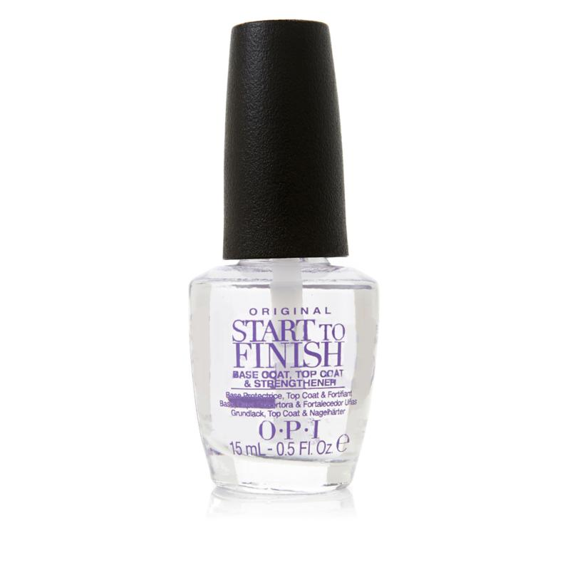 OPI OPI Start to Finish 3-in-1 Treatment Original Formula