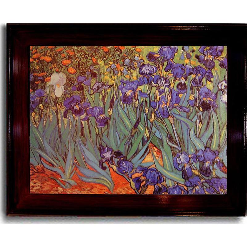 Home Marketplace Iris Garden by Vincent van Gogh