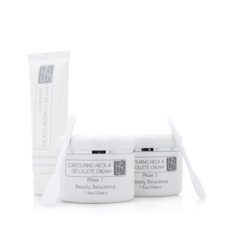 Beauty Bioscience Beauty Bioscience Neck & Décolleté Set with Cream