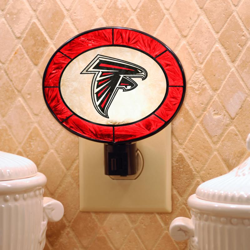 Football Fan Shop Nightlight - Atlanta Falcons
