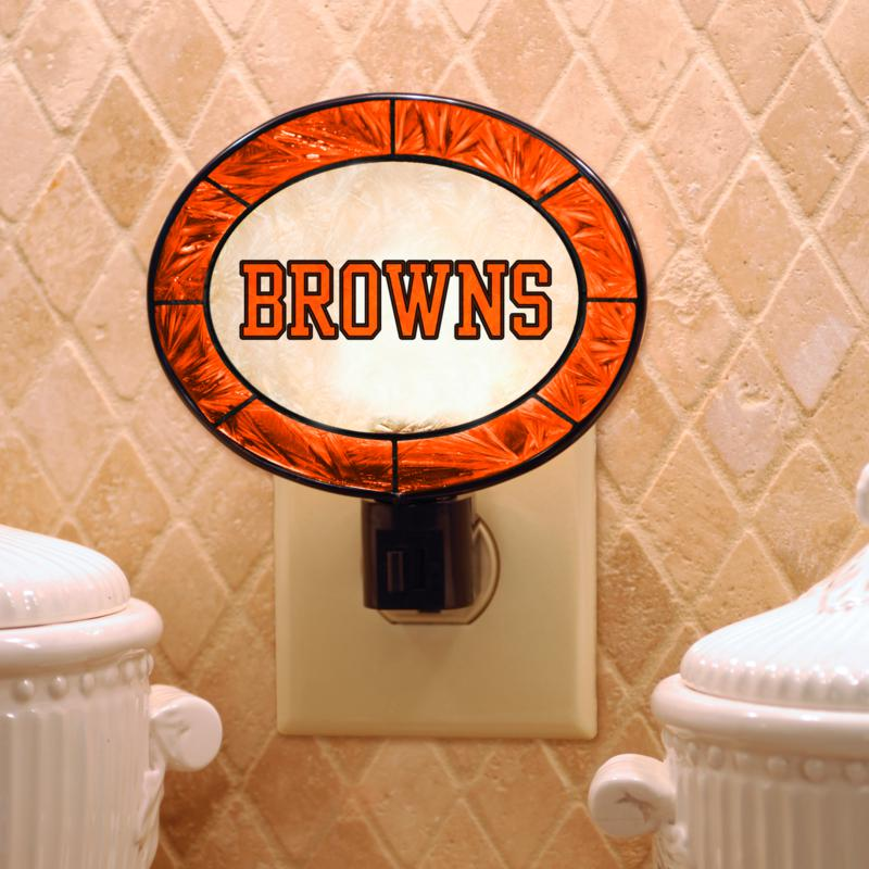 Football Fan Shop Nightlight - Cleveland Browns