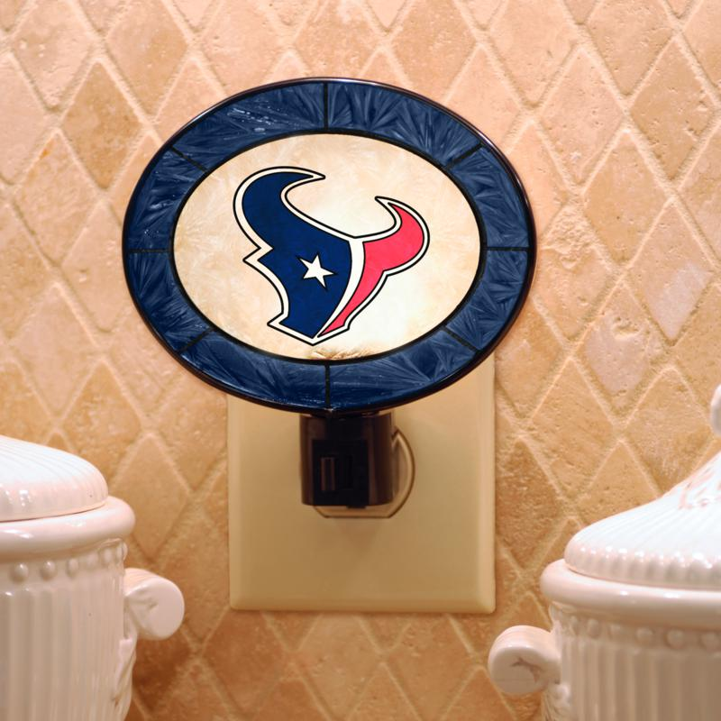 Football Fan Shop Nightlight - Houston Texans