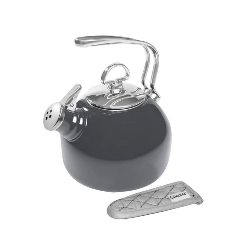Chantal Chantal Classic 1.8-Quart Colored-Enamel Tea Kettle