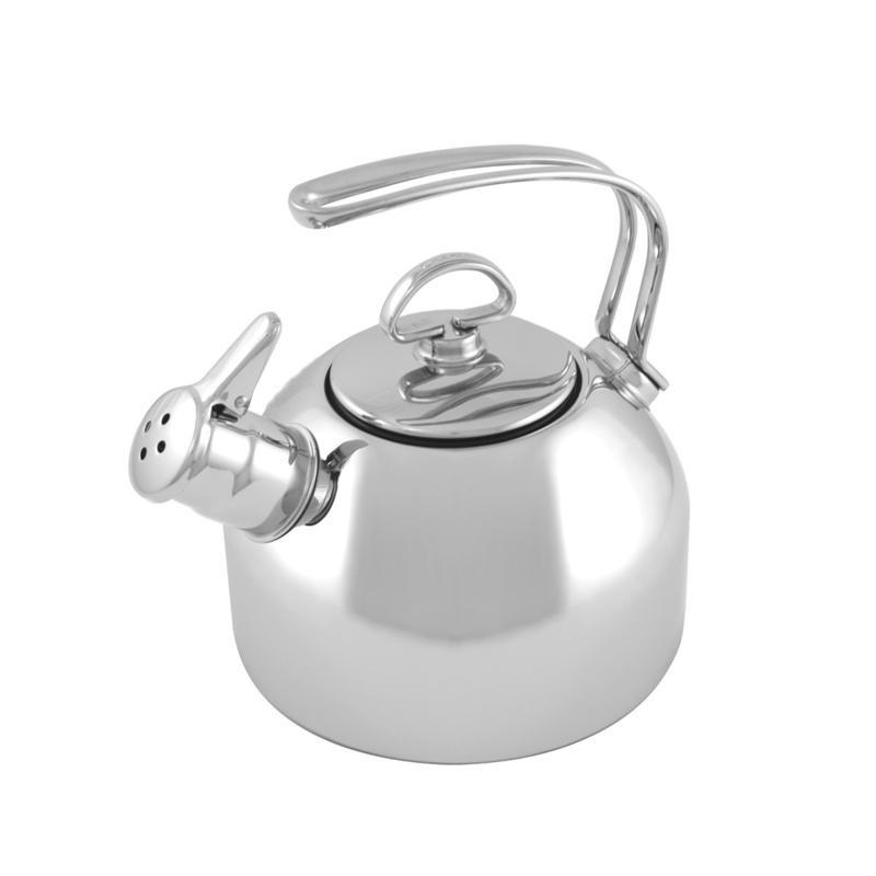 Chantal Chantal Classic 1.8-Quart Stainless Steel Tea Kettle