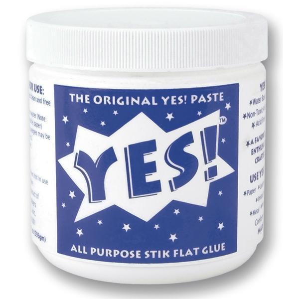 GANE Yes! All-Purpose Stik Flat Glue - 1 Pint