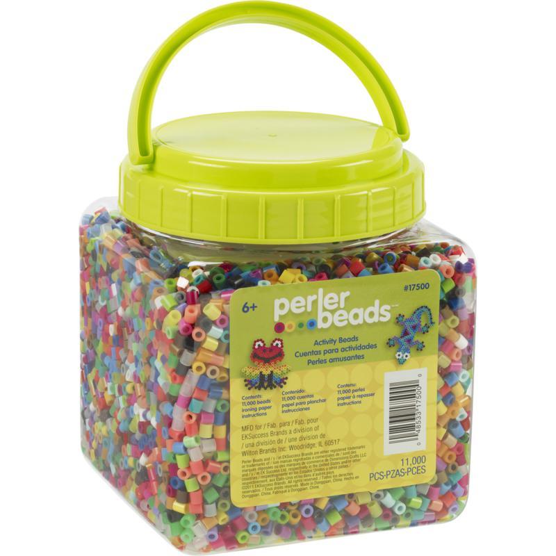 PERLER Perler Fuse Bead Jar - Multi-mix
