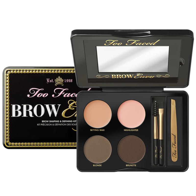 Too Faced Too Faced Brow Envy Brow Shaping and Defining Kit