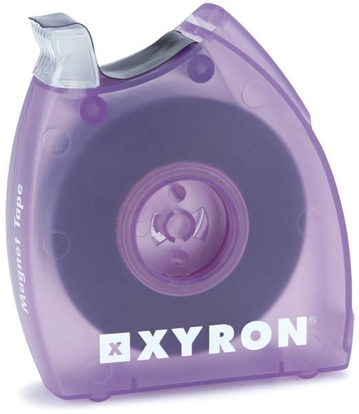 Xyron Xyron Magnet Tape 1/2' x 25ft - Purple Dispenser
