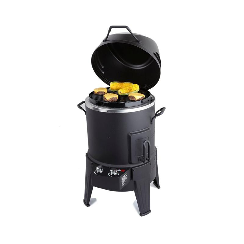 Char-Broil Char-Broil TRU-Infrared 3-in-1 Smoker, Roaster and Grill with Cooking Guide and Recipes