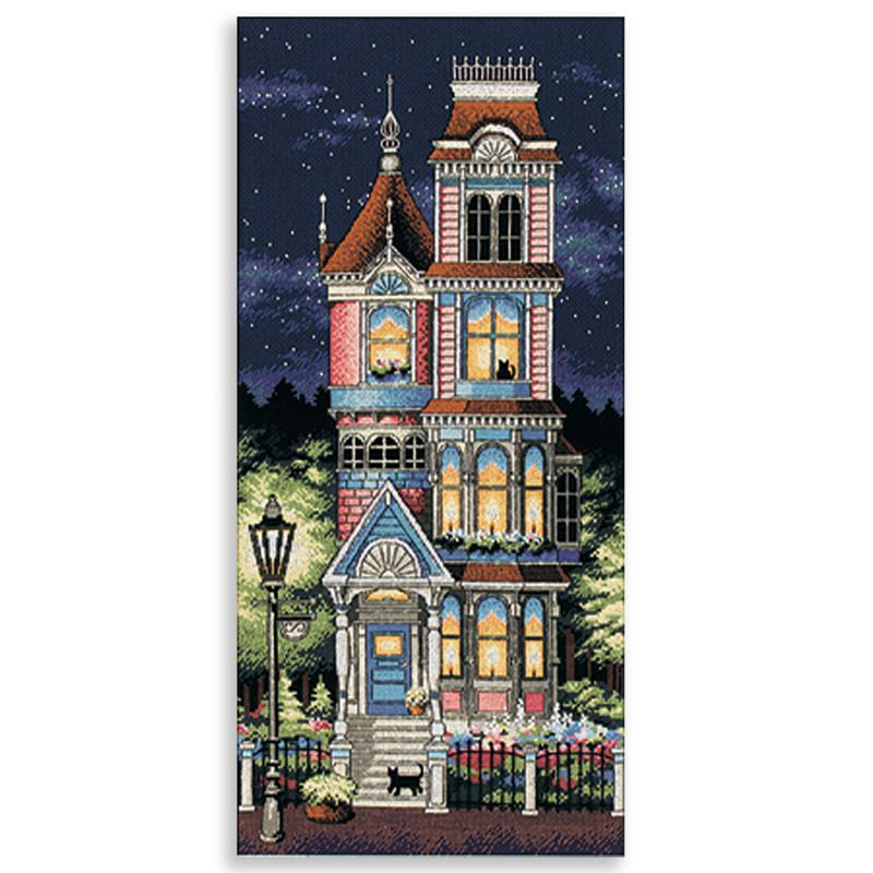 Dimensions Victorian Charm Counted Cross Stitch Kit by Dimensions