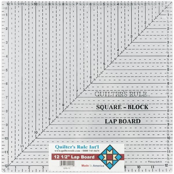 QUILTER'S RULE Lap Board