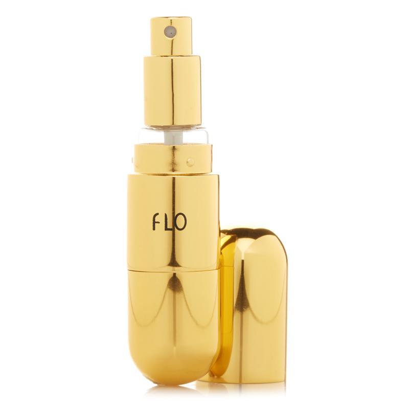 FLO FLO Refillable Perfume Atomizer - Gold