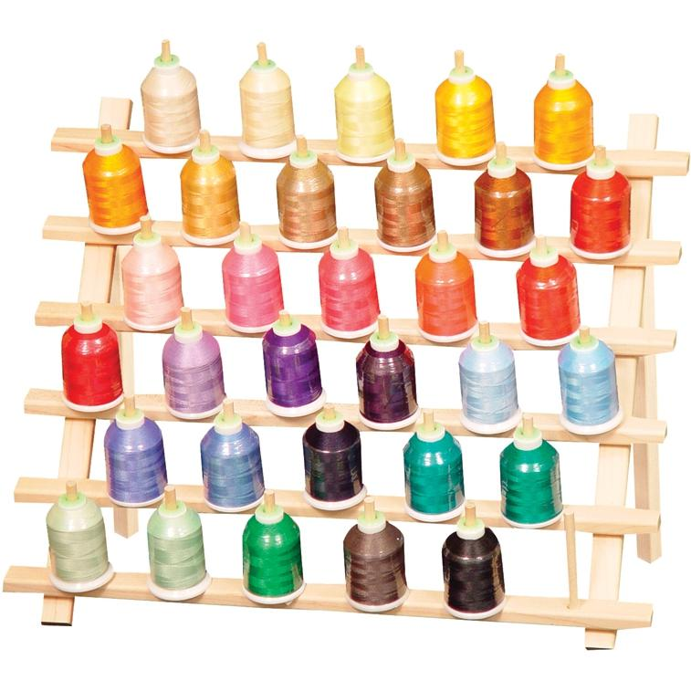 JUNE TAILOR Cone Thread Rack