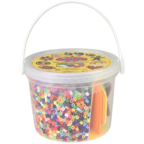 PERLER Perler Bead Fun Activity Bucket