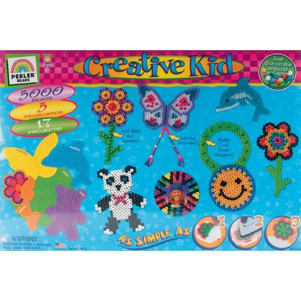 PERLER Bead Creative Kid Activity Kit