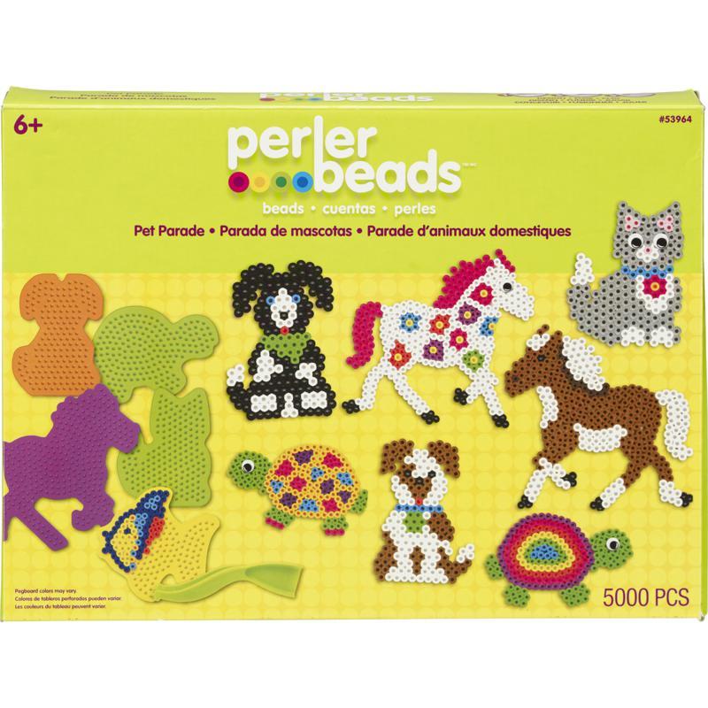 PERLER Perler Bead Pet Parade Activity Kit