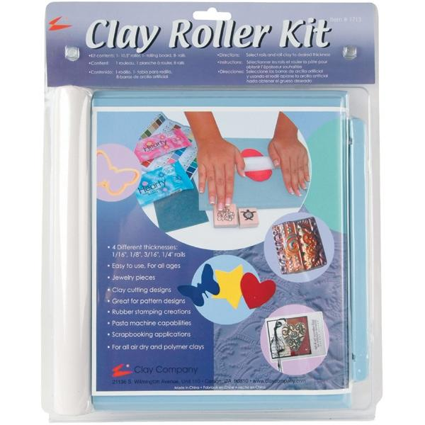 ACTIVA Modeling Clay Roller Kit