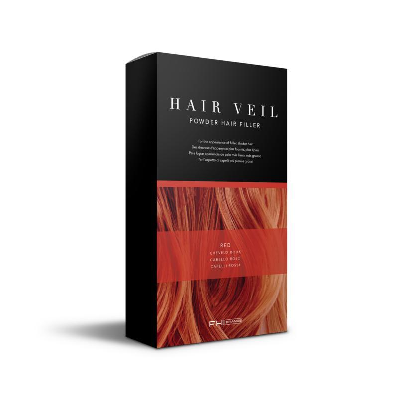 FHI Heat FHI Heat Hair Veil Powder Hair Filler - Red