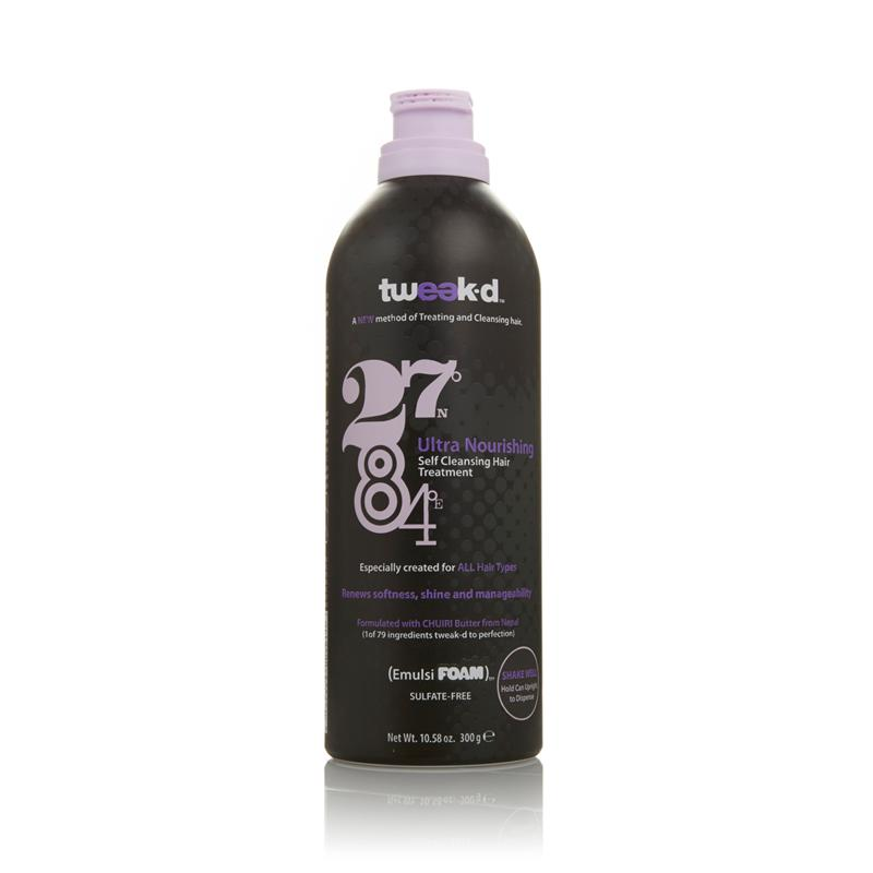 Tweak-d Tweak-d Ultra Nourishing Self Cleansing Hair Treatment
