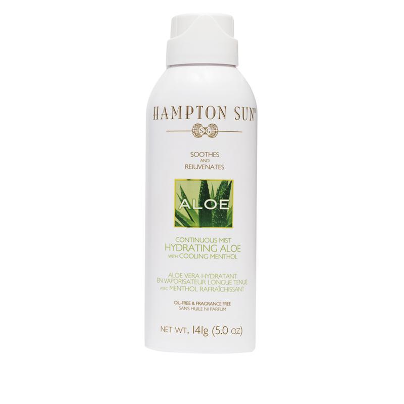 Hampton Sun Hampton Sun 5 oz. Continuous Mist Hydrating Aloe