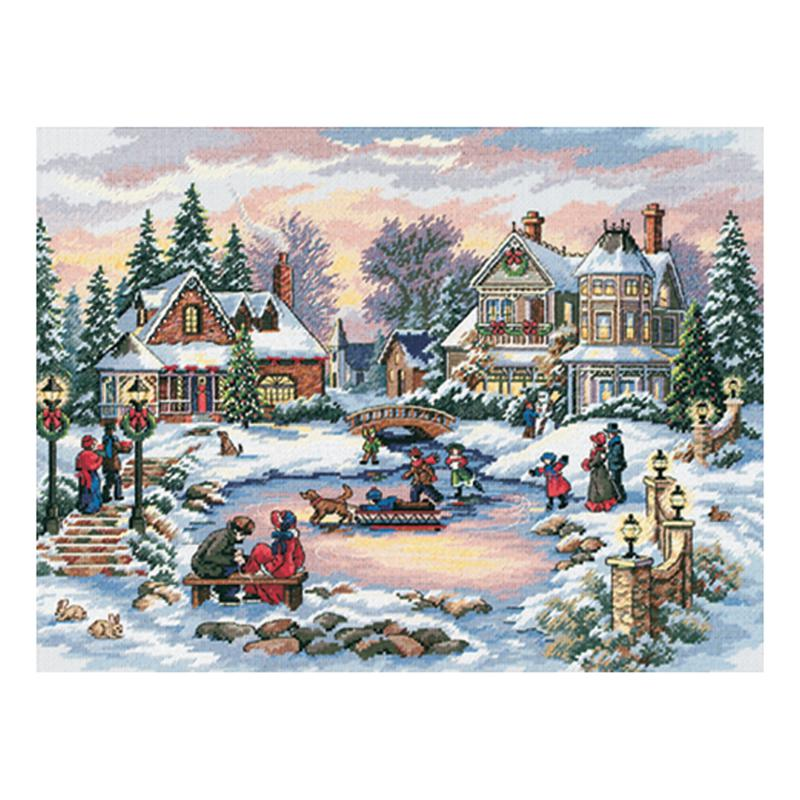 DIMENSIONS Counted Cross-Stitch Kit