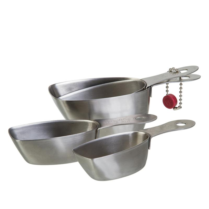 PL8 PL8 Stainless Steel Measuring Cup Set