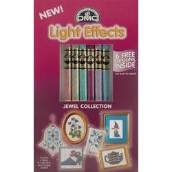 DMC DMC Light Effects Metallic Floss Pack - Soft Jewels