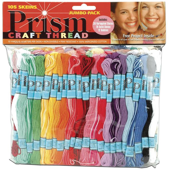 DMC DMC Prism Value Craft Thread Jumbo Pack