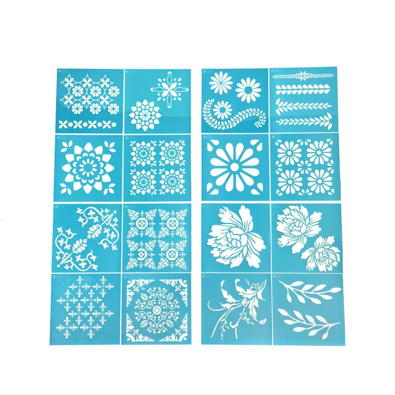 Martha Stewart Crafts Martha Stewart Crafts Vintage Decor Stencil Kit